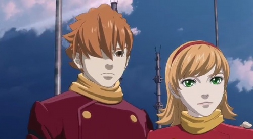 Cyborg 009 and 003, from 009 RE:Cyborg
