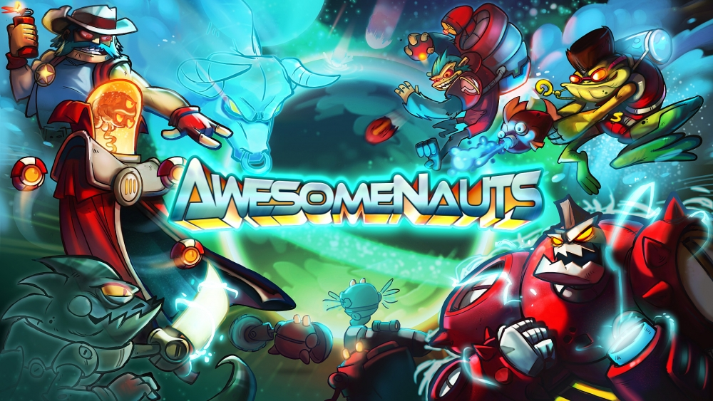AwesomeNauts, from Ronimo Games