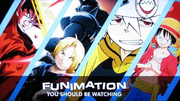 Review funimation xbox360 app long overdue but all there ani