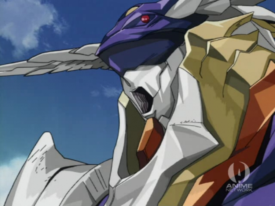 The RahXephon and the Dolems use song as an attack