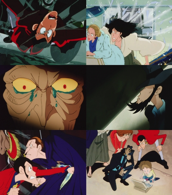 Lupin Bye Bye Liberty Splash Images