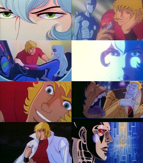 Lisa rinna animated movie space sex