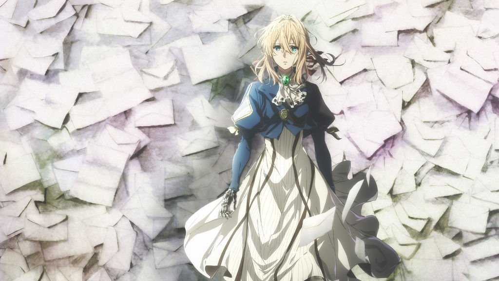 Violet evergarden splash image