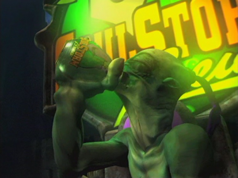 Drunken Otaku: Great Drinker - Mudokons – Drinkin' Buddies :: Ani-Gamers