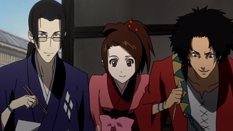 Kết quả hình ảnh cho Samurai Champloo anime