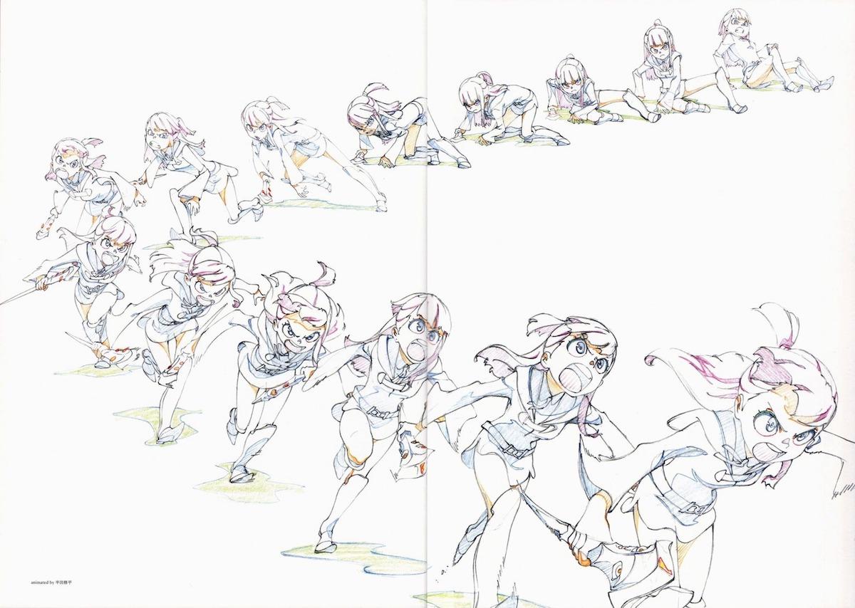 The 12 principles of anime disneys famous basic