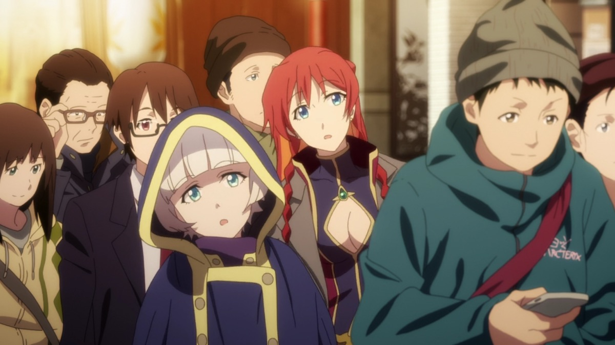 Review ReCreators Transported From Another World Ani Gamers