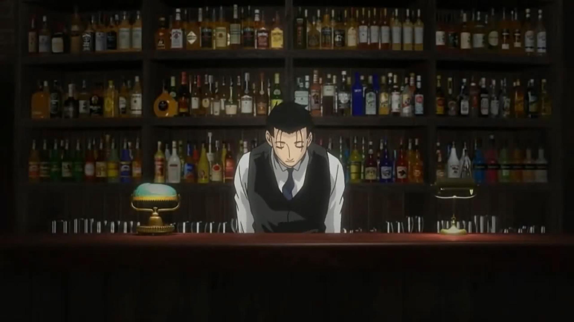 Drunken Otaku: Bartender (Anime) - A love letter to liquor ...