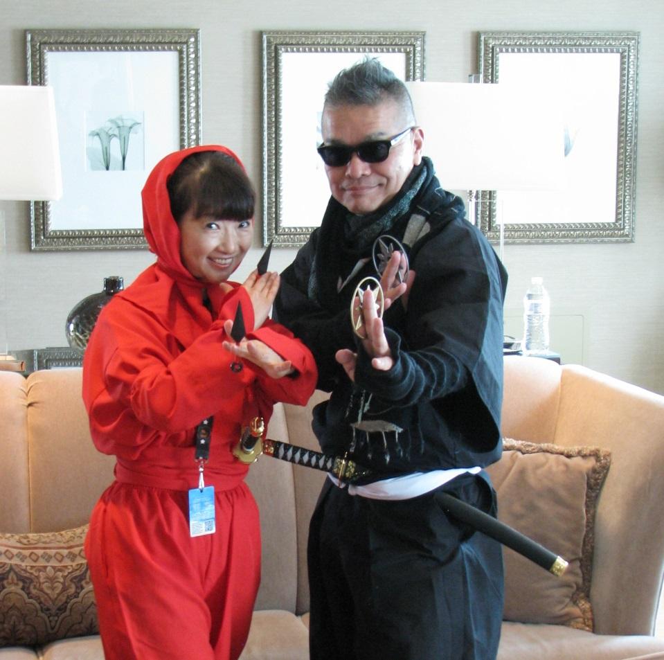 Ambushed by Ninja! – Kamisama Kiss Director Akitaro Daichi ...